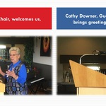 Chair Jean 2016-17 & Cathy Downer