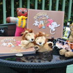 Picture Book, Monkeys From A to Z