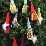 Tree gnomes - variety of colours