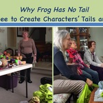 Why Frog Has No Tail 2
